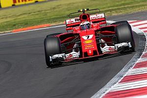 Ferrari advierte a Raikkonen que