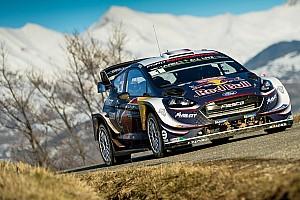 WRC Leg report Monte Carlo WRC: Ogier increases lead, Mikkelsen retires