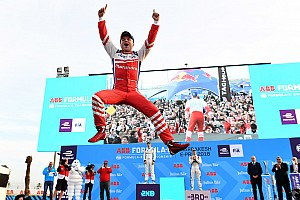 Formula E Gara È lo scatenato Felix Rosenqvist a conquistare Marrakech