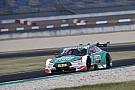 DTM DTM Lausitzring: Audi geeft teken van leven in afsluitende training