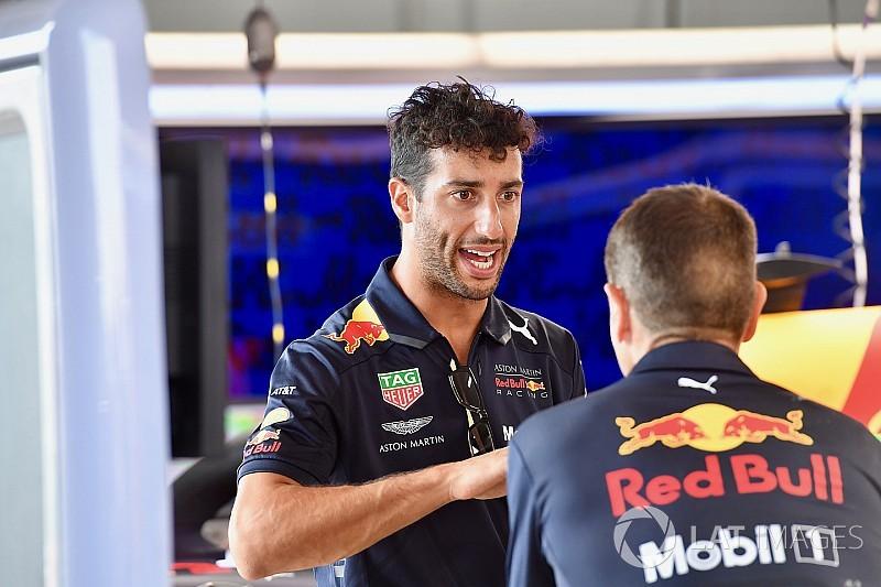 Ricciardo necesitaba saber que la elección de Honda no era