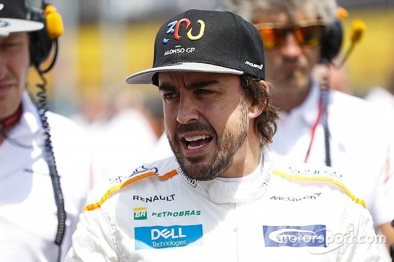 Alonso: Csak idő kérdése, hogy a McLaren-Renault kombináció sikeres legyen