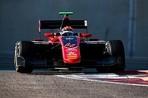 GP3 Отчет о тестах Мазепин показал восьмое время в первый день тестов GP3