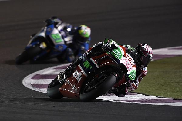 MotoGP Une occasion manquée de finir dans le top 10 pour Aprilia à Losail