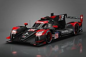 WEC Motorsport.com hírek Megérkeztek az első képek a Rebellion új LMP1-es autójáról