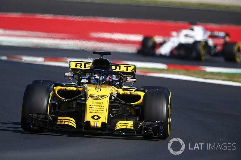 Renault gagne en maturité, Hülkenberg en optimisme