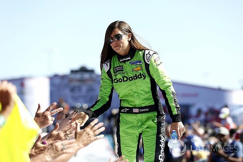 [IndyCar] 丹妮卡·帕特里克确认代表ECR车队参加印地500