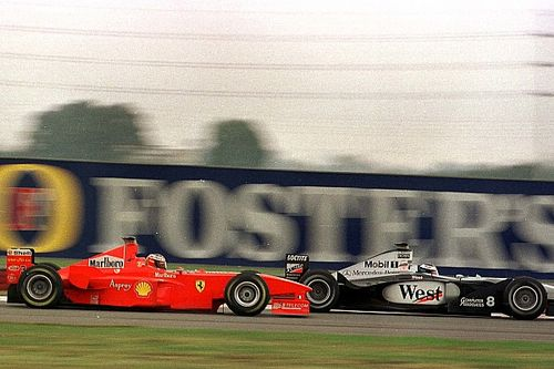 Cuando Michael Schumacher estuvo cerca de McLaren