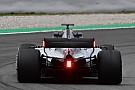 Mercedes prueba luces de LED a petición de la FIA