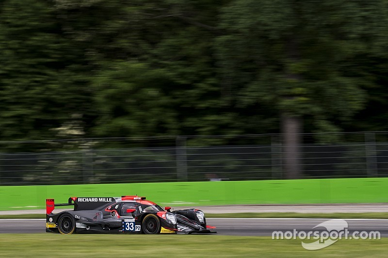 TDS Racing perd sa pole position à Monza