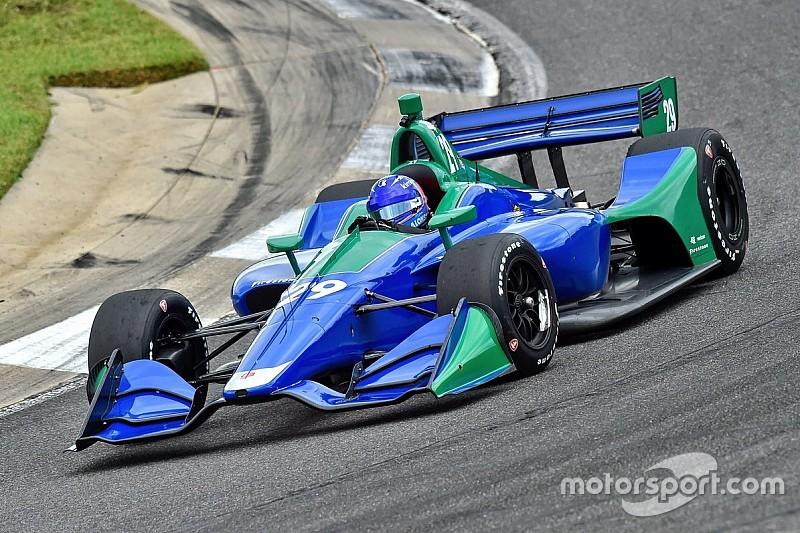 Alonso ha completato il primo test sulla IndyCar di Andretti: