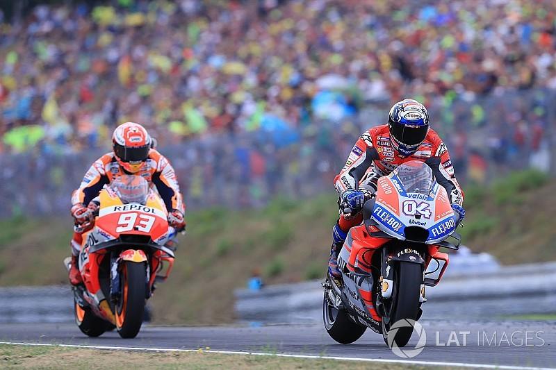 Crutchlow sebut Ducati menang berkat faktor tenaga