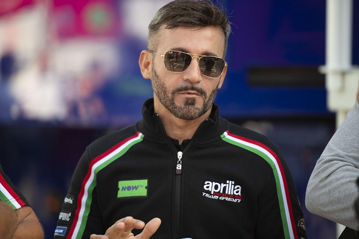 Max Biaggi glaubt: Aprilia