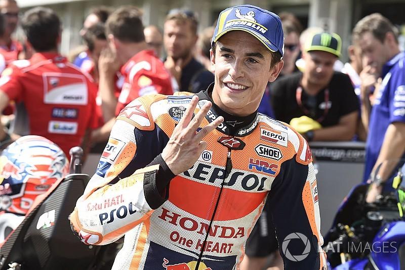 Ducati terlalu tangguh, Marquez pilih cari aman