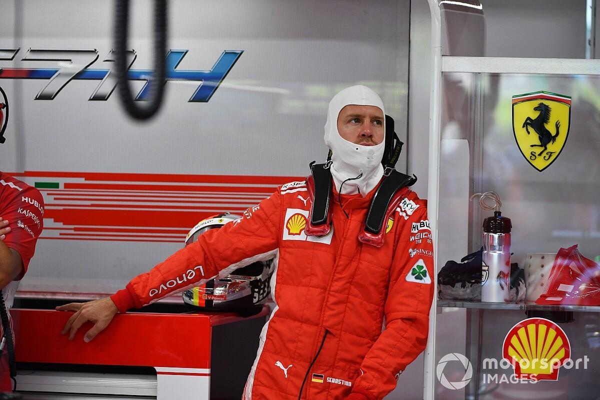Ferrari et Vettel à la recherche du temps perdu
