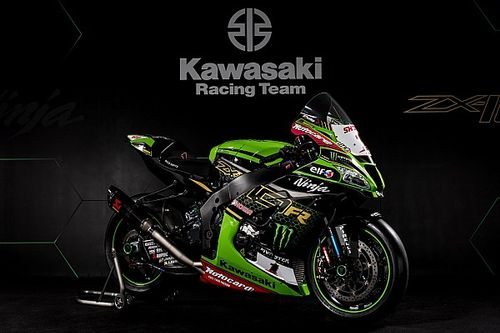 Kawasaki launches bike for 2020 WSBK season