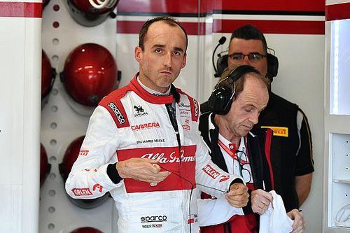 Kubica, Avusturya'daki ilk antrenman seansında Alfa Romeo ile piste çıkacak