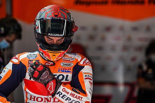 """MotoGP: Márquez acredita que estará """"sem limitações físicas"""" na Alemanha"""