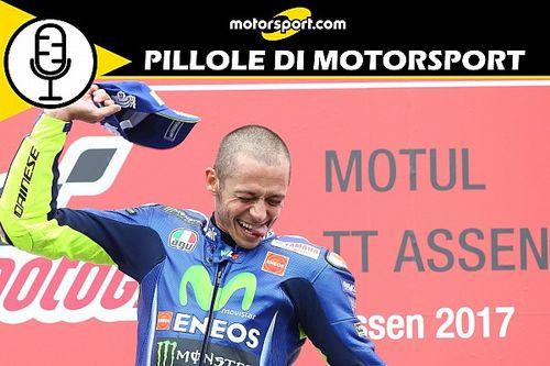 Podcast: L'ultima perla di Valentino in MotoGP