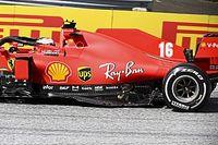 Bolesna kolizja dla Ferrari