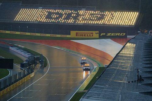 ¡Directo: la clasificación del GP de Estiria, si la lluvia lo permite!