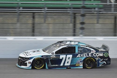 McLeod and Tifft partner to form new Cup Series team