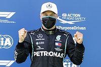 奥地利大奖赛排位赛:博塔斯击败汉密尔顿夺杆位,维特尔Q2出局