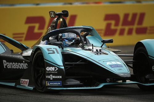 Blomqvist to replace Calado at Jaguar for final Berlin races