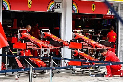 Ferrari nie sprawdzi poprawek