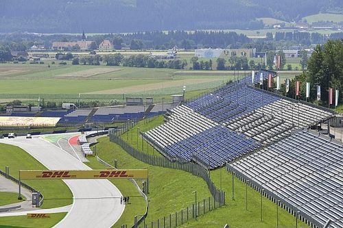 Формула 1 провела свободные заезды при пустых трибунах. Вот как распределись результаты