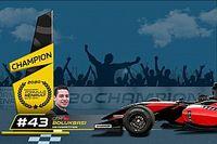 Formula Renault Esport Series'in ilk şampiyonu Cem Bölükbaşı oldu!