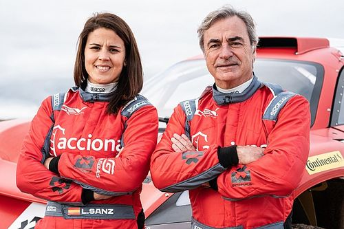Sainz Sr officially joins Extreme E with Spanish team QEV