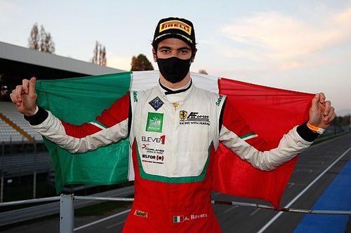 Alessio Rovera debutta nell'Asian Le Mans Series