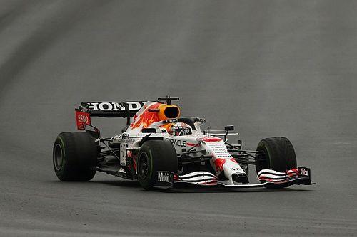 Opnieuw lagere rating voor Verstappen in game F1 2021