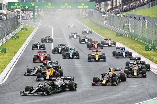 Klasemen F1 2021 Usai GP Hungaria: Hamilton ke Puncak, Williams Ajaib