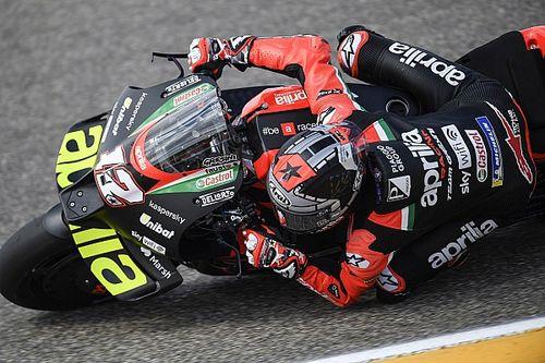 Viñales topt eerste training MotoGP GP van San Marino
