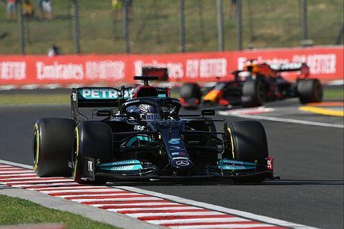 """Pourquoi Mercedes semble dans le match sur un """"circuit Red Bull"""""""