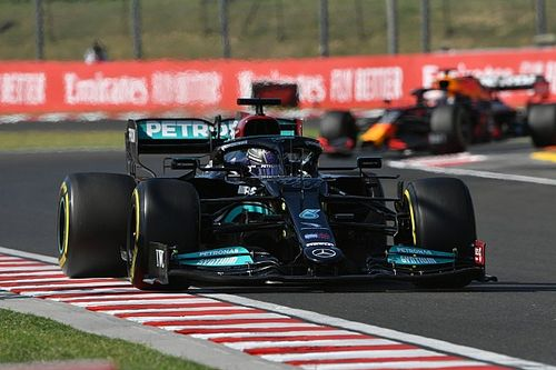 Why Mercedes is pleased to be in the Hungary hunt at a 'Red Bull track'