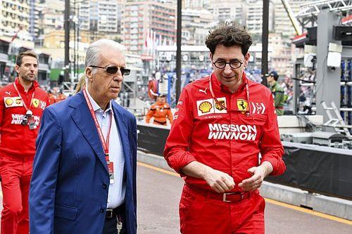Piero Ferrari: gastamos millones en los F1 y en televisión no se refleja
