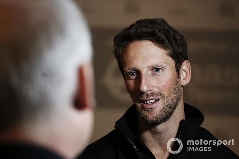 Grosjean: 2019'da temiz bir sezona ihtiyacım var