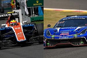 VIDEO: Komparasi mobil F1 vs GT Rio Haryanto