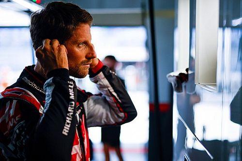 Grosjean firma con Coyne para Indycar... pero sin óvalos
