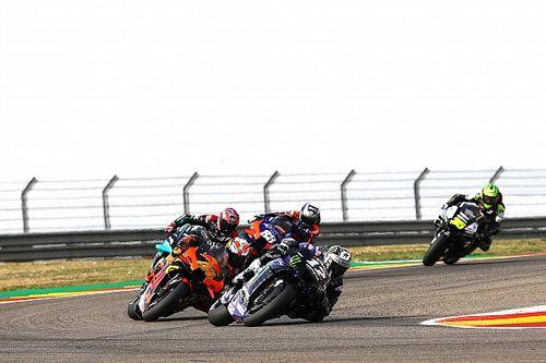 """Viñales: """"Onmogelijk om Suzuki te verslaan met deze Yamaha"""""""