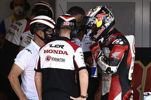 Un technicien Honda du team LCR positif au COVID-19