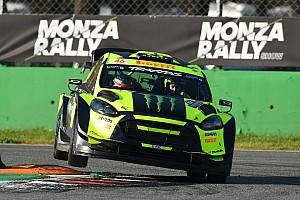 Fotogallery: il settimo sigillo di Valentino Rossi al Monza Rally Show
