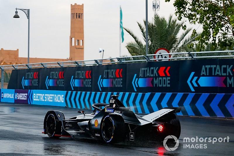 Formula E considering increased attack mode power