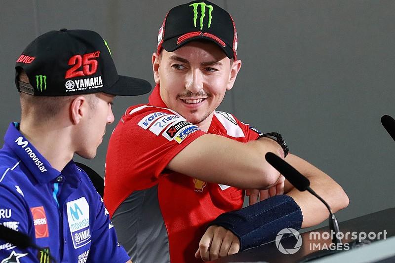 Lorenzo afrontará su última carrera con Ducati