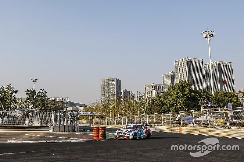 WTCR Wuhan: Vernay wint race 1, Coronel botst en valt uit
