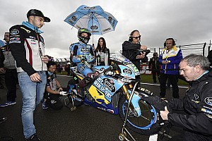 Rookie of The Year, kado perpisahan Morbidelli
