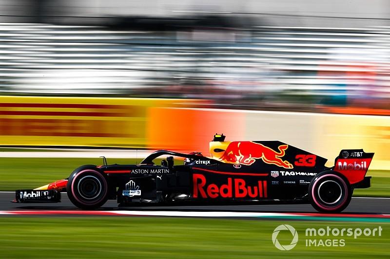 Verstappen repete a dose no TL2 e domina sexta no México